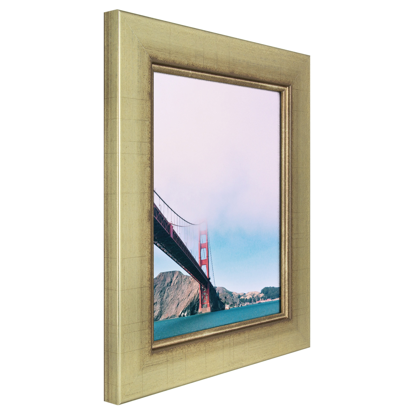 Craig Frames Avalon 1 75 Quot Art Deco Vintage Gold Picture